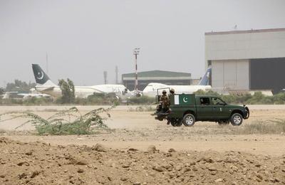 Cathay cancels Karachi flights as Pakistan reviews...