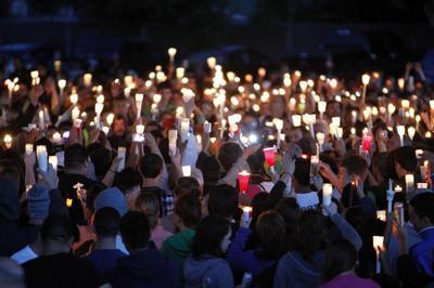Oregon school shooting