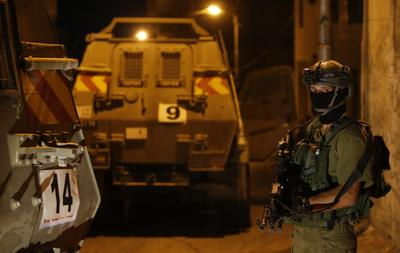 Israel says Hamas militants behind abduction of three...