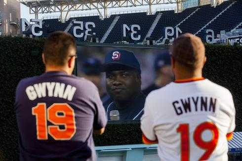 Goodbye Tony Gwynn