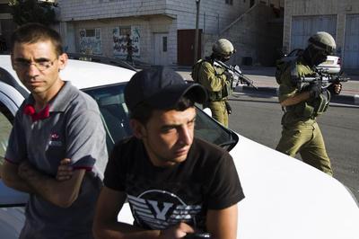 Israel hunts for missing teens