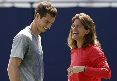 Leading players back Mauresmo's return as Murray's coach