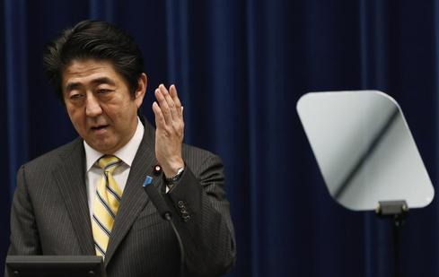 Japan PM Abe: not considering now visiting North Korea