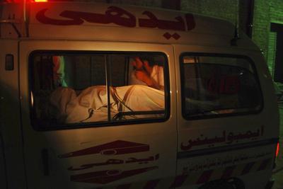 Gunmen planned to blow up plane in Pakistan by hitting...