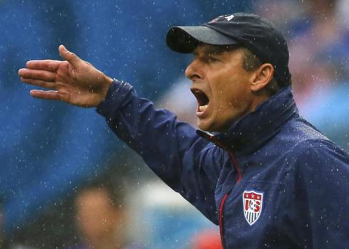 U.S. to launch all-out offensive in last 16, says Klinsmann