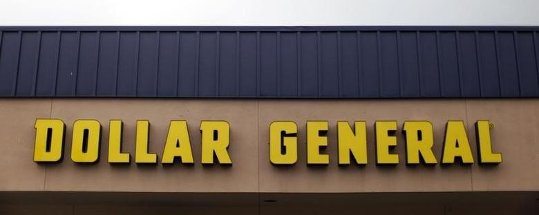 The Dollar General store in Arvada, Colorado June 2, 2009. REUTERS/Rick Wilking