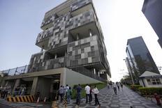 Prédio-sede da Petrobras no Rio de Janeiro. REUTERS/Ricardo Moraes