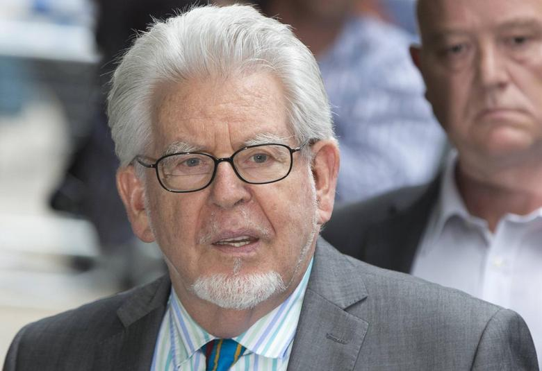 Entertainer Rolf Harris leaves Southwark Crown Court in London June 30, 2014. REUTERS/Neil Hall