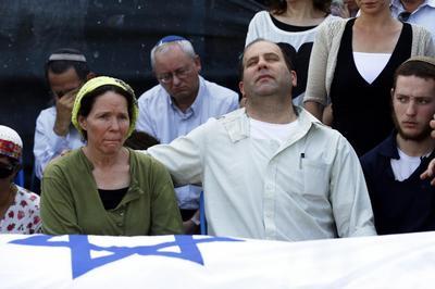 Israelis mourn