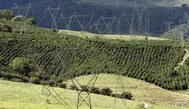 A Agência Nacional de Energia Elétrica (Aneel) votará na quarta-feira adiamento de parte do pagamento que distribuidoras de energia teriam que fazer em julho referente ao mercado de curto prazo em maio. 06/02/2014 REUTERS/Paulo Whitaker