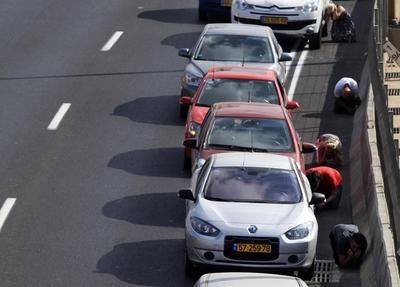 Sirens in Israel