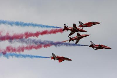 World's largest military air show