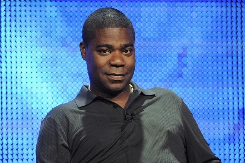 Tracy Morgan participates during the HBO summer Television Critics Association press tour in Beverly Hills, California August 7, 2010. REUTERS/Phil McCarten/Files