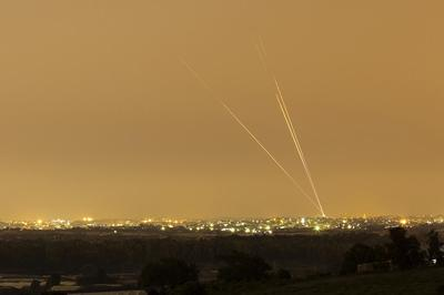 Gaza death toll rises; Hamas fires rockets at Tel Aviv