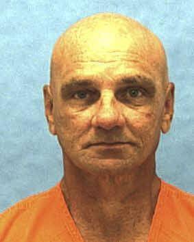 Paul Hildwin is pictured in this undated handout photo courtesy of Florida Department of Corrections. REUTERS/Florida Department of Corrections/Handout via Reuters