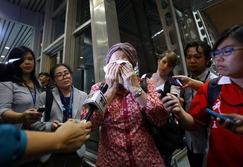 Inside Malaysia Airlines, tears and shock as tragedy strikes again