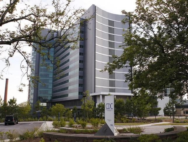 Centers for Disease Control Biotechnology Core Facility (Building 23) is shown in Atlanta, Georgia June 20, 2014. REUTERS/Tami Chappell