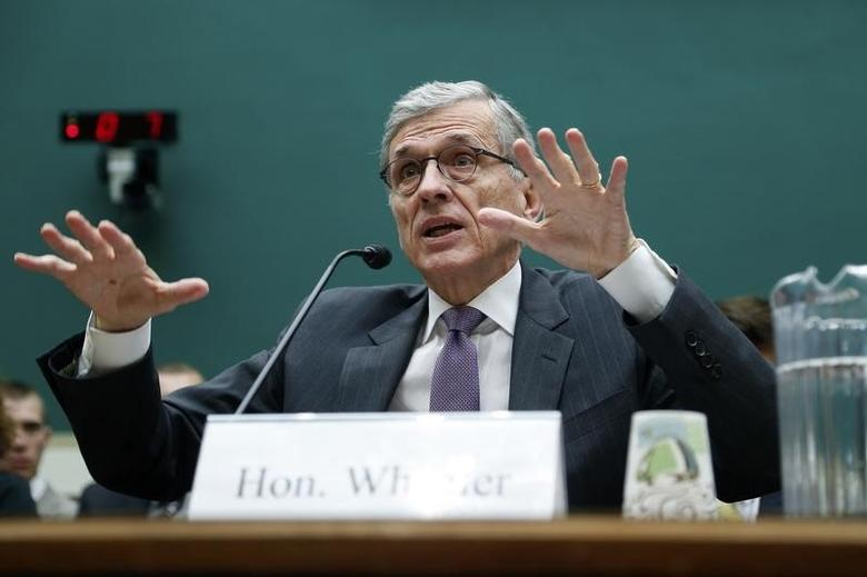 U.S. Federal Communications Commission Chairman Tom Wheeler in Washington May 20, 2014. REUTERS/Jonathan Ernst