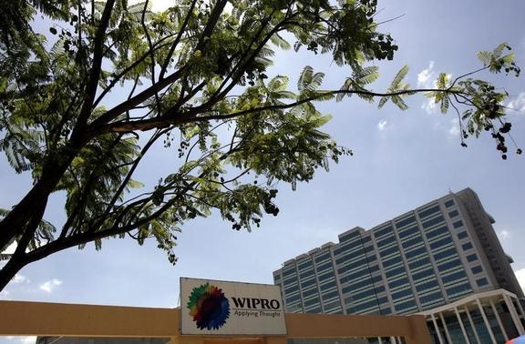 The Wipro campus is seen in Bangalore June 23, 2009. REUTERS/Punit Paranjpe/Files