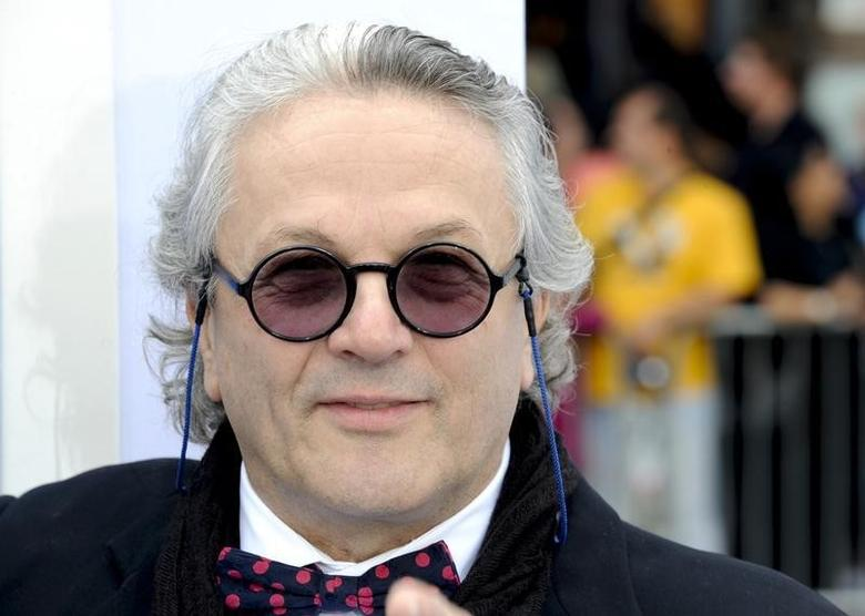 Director George Miller arrives at the premiere of ''Happy Feet Two'' in the Hollywood area of Los Angeles, California, November 13, 2011. REUTERS/Gus Ruelas