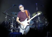 Musician Eric Clapton performs at the Spring Of Culture concert of Manama March 8, 2014. REUTERS/Hamad I Mohammed