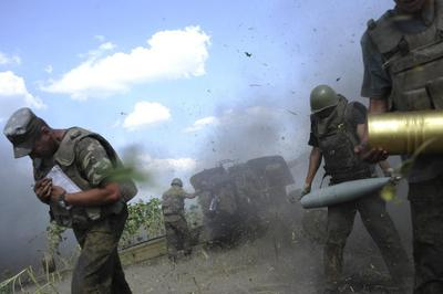 Ukrainian forces advance in east as Russia, West...