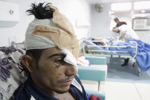 Iraq battles ISIS