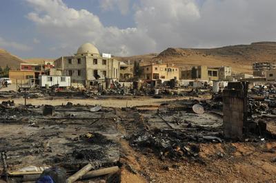 Lebanon battles militants