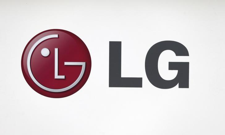 LG Electronics' company logo is seen at a shop in central Seoul, July 23, 2013. REUTERS/Lee Jae-Won/Files