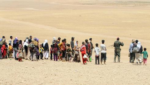 Iraq's Yazidis who escaped Mount Sinjar haunted by horrors