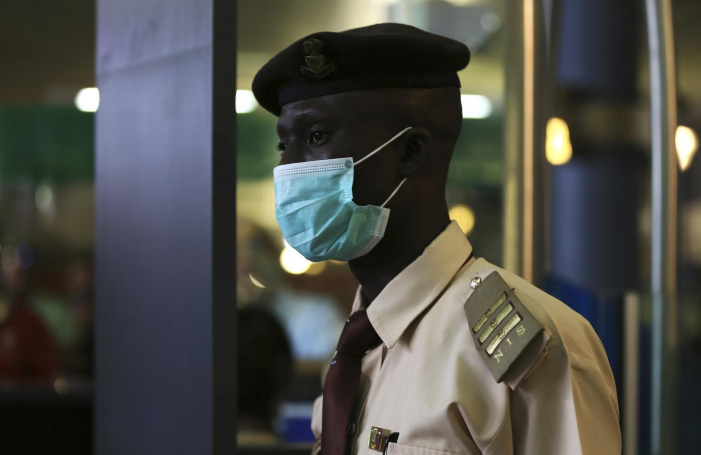 Nigeria races to halt Ebola spread in overcrowded Lagos