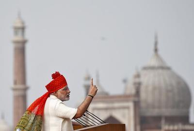 India's Modi vows to fix broken government, but no big...