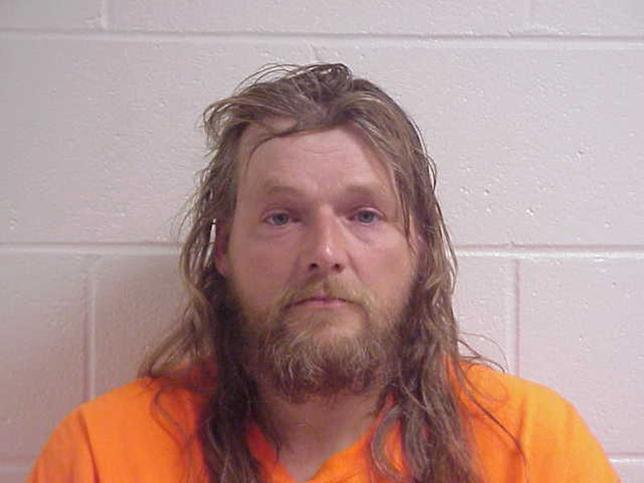 Paul Scott Stoner, 42, of Unionville, Virginia is pictured in this undated handout booking photo obtained by Reuters August 21, 2014.  REUTERS/Orange Co. Sheriff's Office/Handout via Reuters