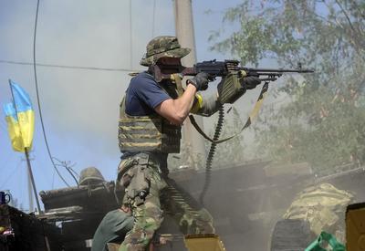 The Ukraine front