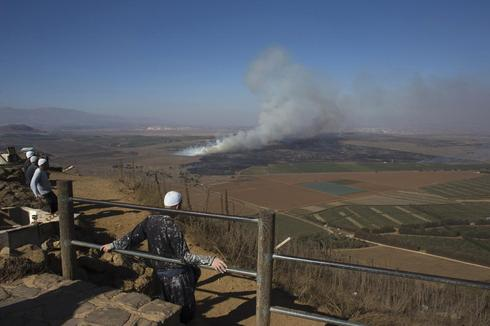Militants seize Golan Heights crossing