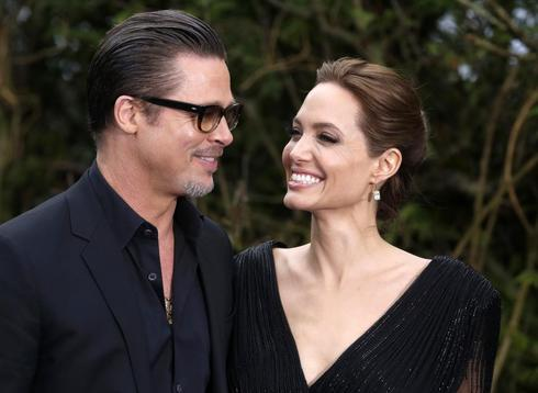 Brangelina get married