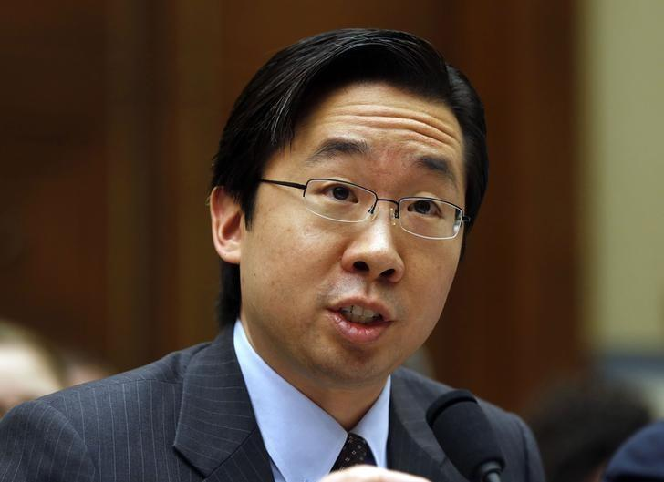 U.S. Chief Technology Officer at The White House Office of Science and Technology Policy Todd Park testifies before the House Oversight and Government Reform Committee hearing on ''ObamaCare'' implementation on Capitol Hill in Washington, November 13, 2013.   REUTERS/Larry Downing
