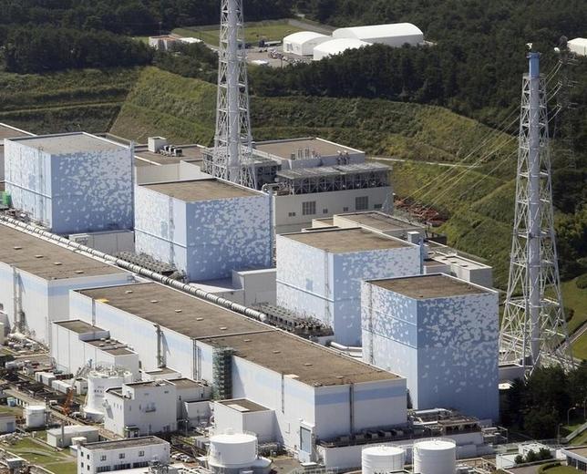 Reactors are seen at Tokyo Electric Power Co.'s Fukushima Daiichi Nuclear Plant in Fukushima Prefecture, northern Japan in this September 18, 2010 file photo. REUTERS/Yomiuri Shimbun