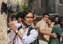 Gael García Bernal as Maziar Bahari in a scene from Rosewater. REUTERS/Yana Productions/TIFF