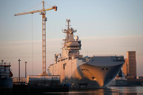 Russia's French warship delayed