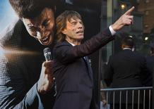 Musician Mick Jagger attends the premiere of 'Get on Up' in New York July 21, 2014. REUTERS/Eric Thayer/Files