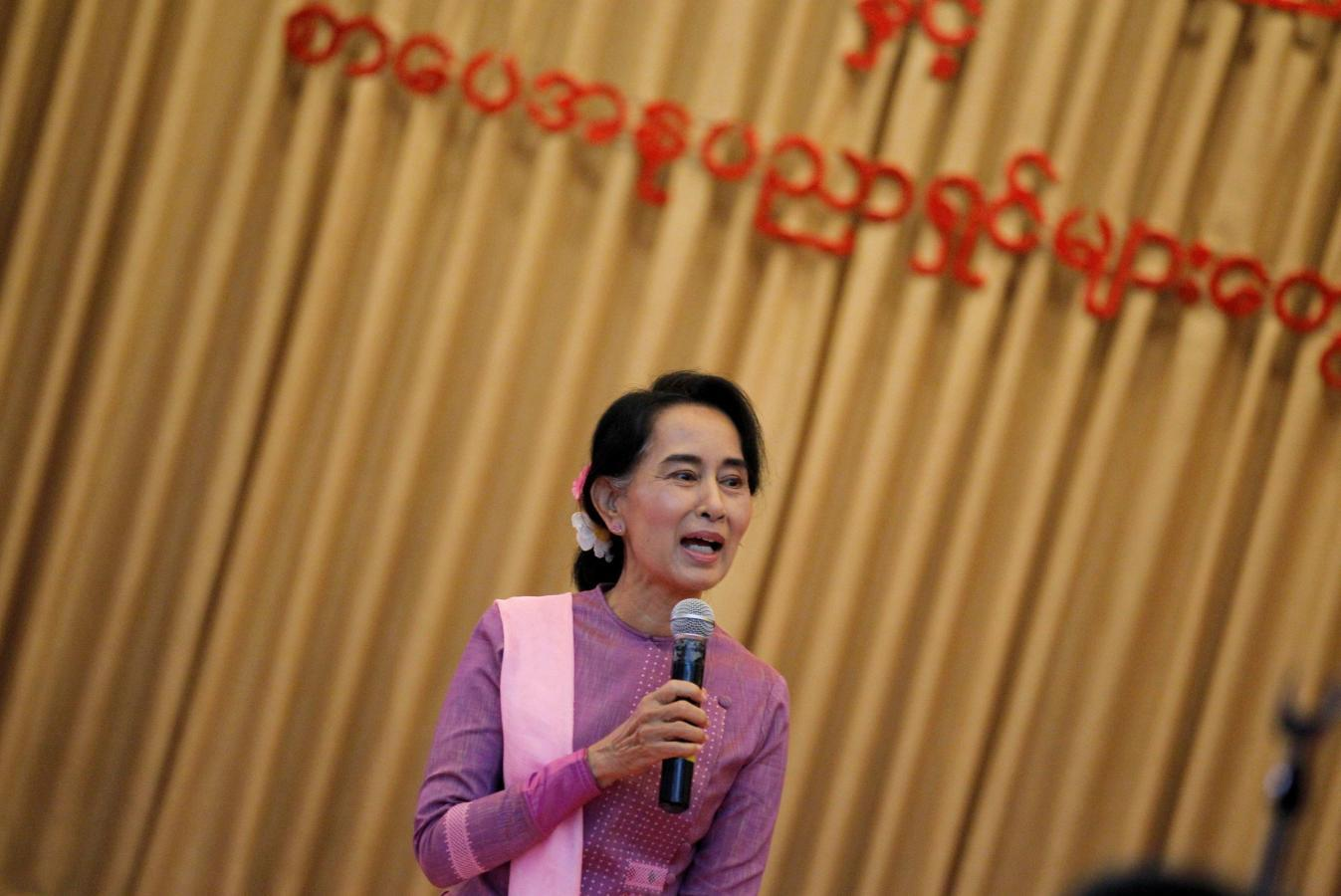 Myanmar cancels by-elections