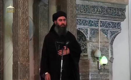 عالمي جماعة تنشق القاعدة بلاد المغرب وتبايع زعيم تنظيم الدولة ?m=02&d=20140914