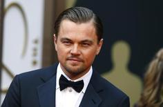 Leonardo DiCaprio em cerimônia do Oscar, no dia 2 de março de 2014.   REUTERS/Lucas Jackson