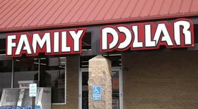 The entrance to the Family Dollar store is seen in Westminster, Colorado is seen March 30, 2011.   REUTERS/Rick Wilking