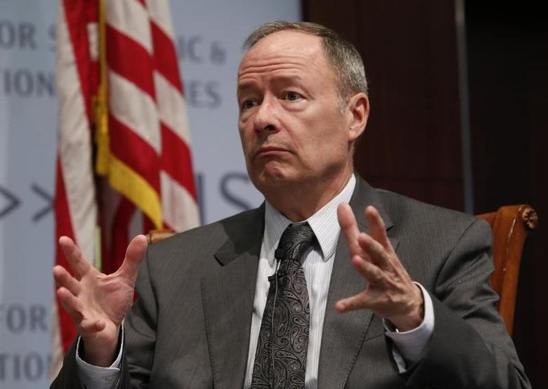 Former National Security Agency Director Keith Alexander participates in a panel discussion at the Center for Strategic and International Studies (CSIS) in Washington, June 2, 2014. REUTERS/Yuri Gripas