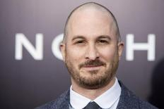 """Director Darren Aronofsky attends the U.S. premiere of """"Noah"""" in New York March 26, 2014. REUTERS/Andrew Kelly"""