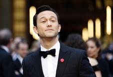 Joseph Gordon-Levitt arrives at the 86th Academy Awards in Hollywood, California March 2, 2014.  REUTERS/Mike Blake