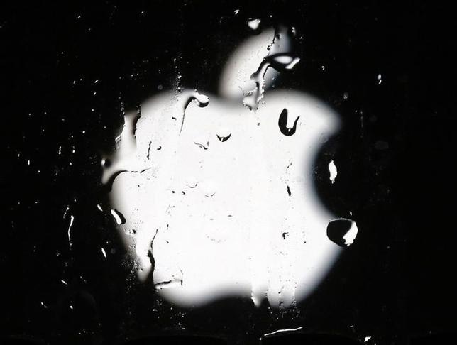 11月10日、サイバーセキュリティ会社ファイア・アイは、米アップルのモバイル機器向け基本ソフト「iOS」のバグ(不具合)によって、大半の「iPhone」や「iPad)」がサイバー攻撃を受けやすくなると警告した。9月撮影(2014年 ロイター/Dado Ruvic)