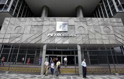 Sede da Petrobras no centro do Rio de Janeiro. 24/09/2014 REUTERS/Bruno Domingos